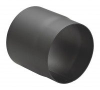 Rauchrohr Stahl 150 mm schwarz - SM13-100