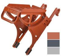 Universal Einzeldachtritt 150 x 250 mm, Typ 460 - SM7244001001000