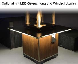 Pelmondo_Tischplatte_LED_Windschutzglas_fuer_Fire_Cube
