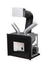 Pelleteinsatz MCZ VIVO 80 inkl. SLIM Comfort Air®, 10,5 kW - SM5012004+4012007