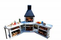 Outdoorküche Bausatz Vergleich : Outdoorküche günstig kaufen cafiro