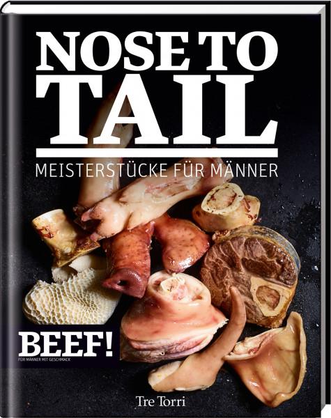 BEEF Giganten - Meisterstücke für Männer, Buch