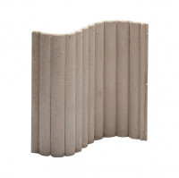 Guss Schamotte VIVEG Platte, 625 x 500 x 25 mm - SM1200006