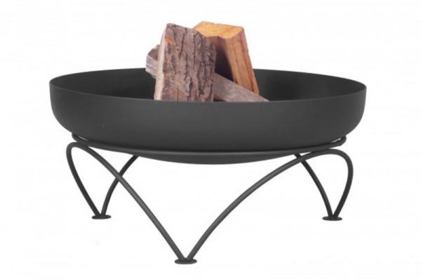 Feuerschale Stahl PAN 8 Farmcook, schwarz