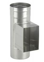 Prüföffnung mit Kasten Edelstahl einwandig - eka complex E - SM2400113PH12