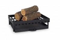 Feuerrost R205 schwarz Stahl, 52 x 42 x 15 cm - SM360068
