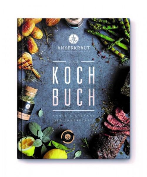Das Ankerkraut Grill Kochbuch