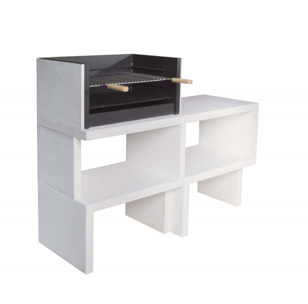 Grillbar Blive LIV 04 mit Seitentisch