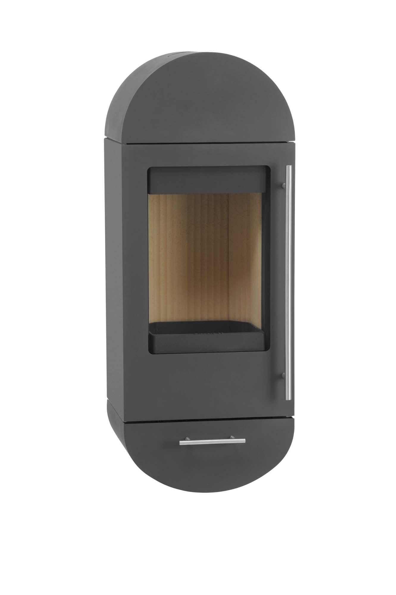 kaminofen olsberg turia lina compact glasfront wandh ngend. Black Bedroom Furniture Sets. Home Design Ideas