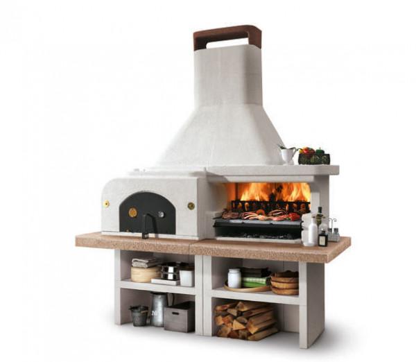 grillkamin palazzetti gargano 3 backofen kaufen cafiro. Black Bedroom Furniture Sets. Home Design Ideas