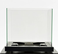 Windschutz Glas Pelmondo Feuertisch CUBE Glasaufsatz - SM33310070