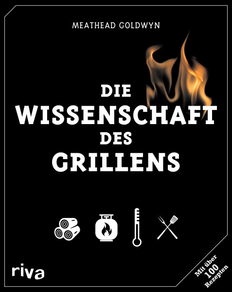 Die Wissenschaft des Grillens, Buch