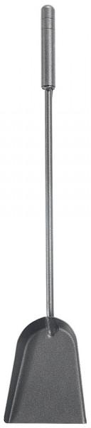 Kaminschaufel aus Stahl, anthrazit