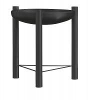 Ricon Feuerschale 0584, beschichtet, schwarz, Ø 80 cm - SM0584