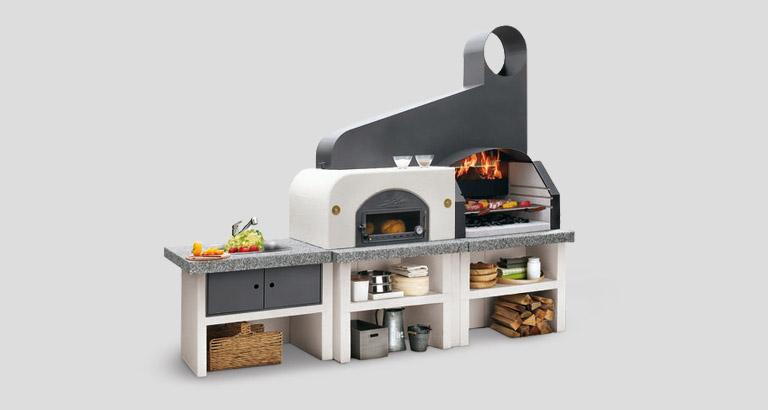 Türen Und Schubladen Für Die Außenküche : Außenküche günstig kaufen cafiro®