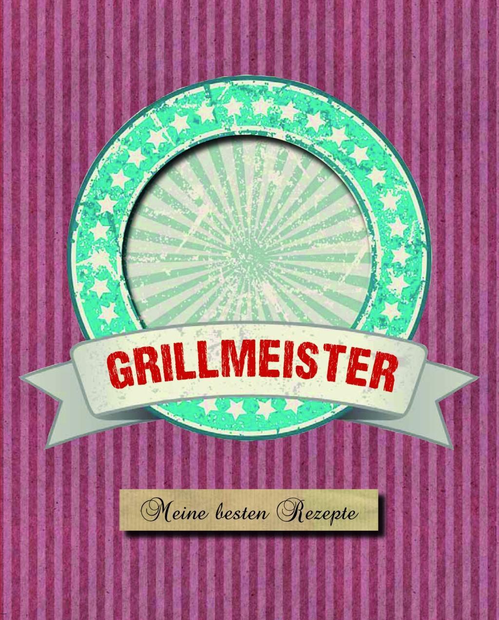 AHA Buch Der Grillmeister von Parragon, Taschenbuch