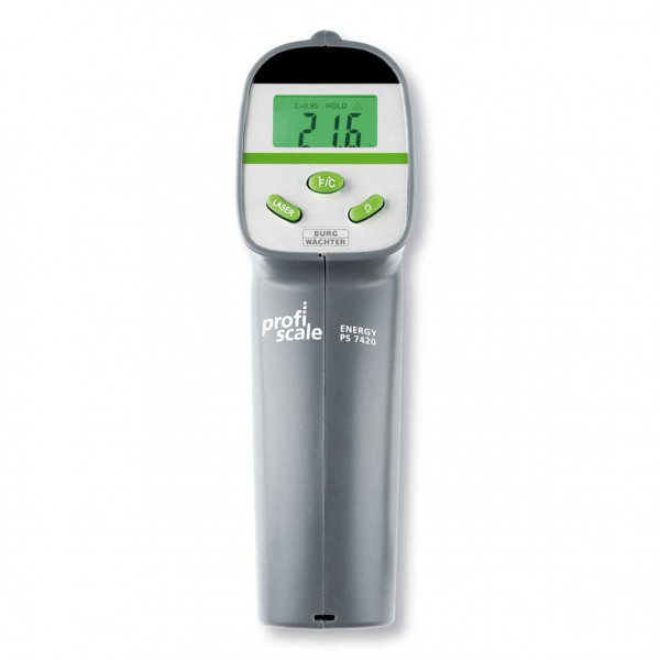 Temperaturmessgerät Burg-Wächter ENERGY PS 7420