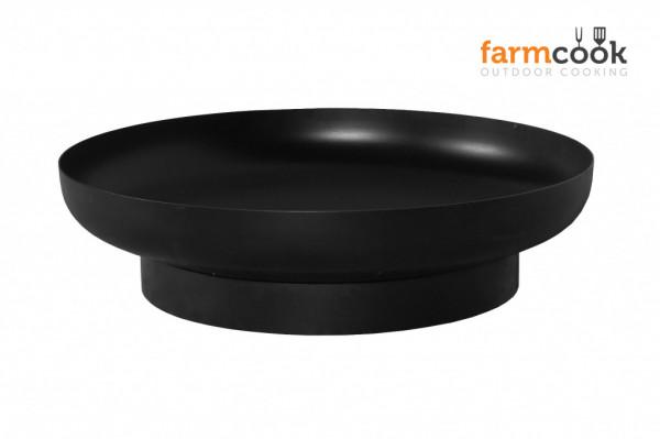 Feuerschale Stahl PAN 1 Farmcook, schwarz