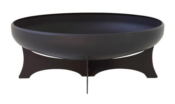 Ricon Feuerschale 0541, Stahl schwarz, Ø 50 cm