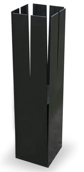 Ricon Feuerkorb TURM, Stahl geölt, 30 x 30 cm