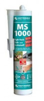 Kleb- und Dichtstoff MS 1000 High-Tech, 290 ml - SMH200103
