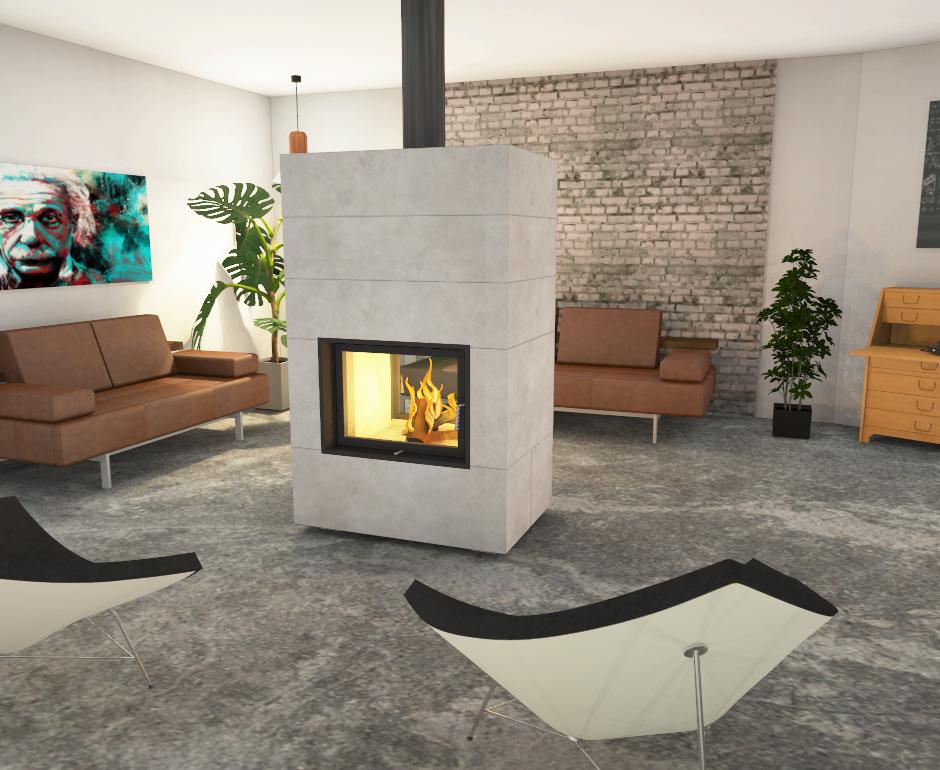 kaminbausatz brunner systemkamin bsk 08 kompakt kamin tunnel dreht r 11 kw kaufen cafiro. Black Bedroom Furniture Sets. Home Design Ideas