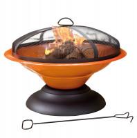 Feuerschale MODA, emailliert mit Funkenschutz - SM110750