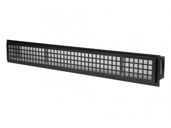 Design Luftleiste 55 cm mit Einbaurahmen
