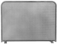 Kamingitter Stahl MONO-2, 1- teilig anthrazit - SM04.02.0690