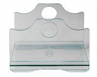 Holzkorb Lienbacher aus Glas - SM21.02.485.2