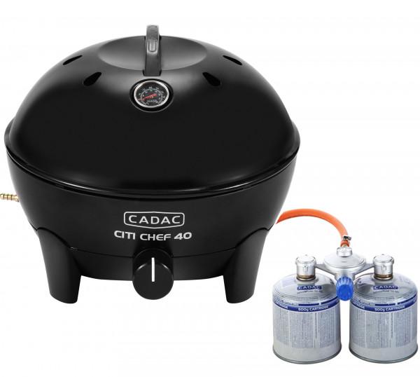 Tischgrill Gas Cadac CITI CHEF 40 Set