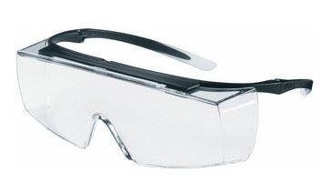 Uvex Schutzbrille Super-F OTG DIN EN 166