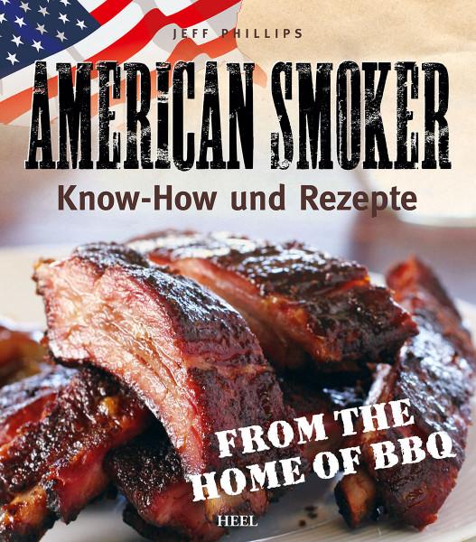 American Smoker von Jeff Phillips, Taschenbuch