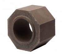 Keramik Modul Speicher 300 Rohr 300 x 300 x 200 mm, Ø 180 mm - SM1603001
