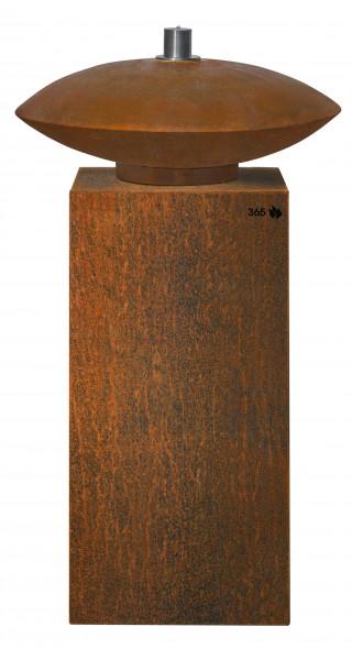 Öllampe mit Podest NEVE 120 Feuercampus365