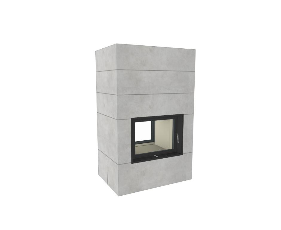 kaminbausatz brunner systemkamin bsk 08 kompakt kamin tunnel 11 kw kaufen cafiro. Black Bedroom Furniture Sets. Home Design Ideas