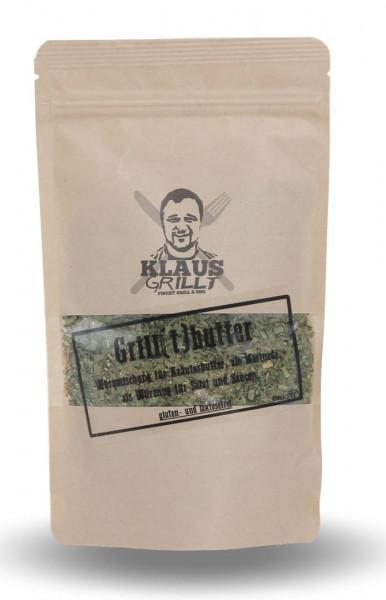 Klaus Grillt GRILLTBUTTER Gewürz, 80 g