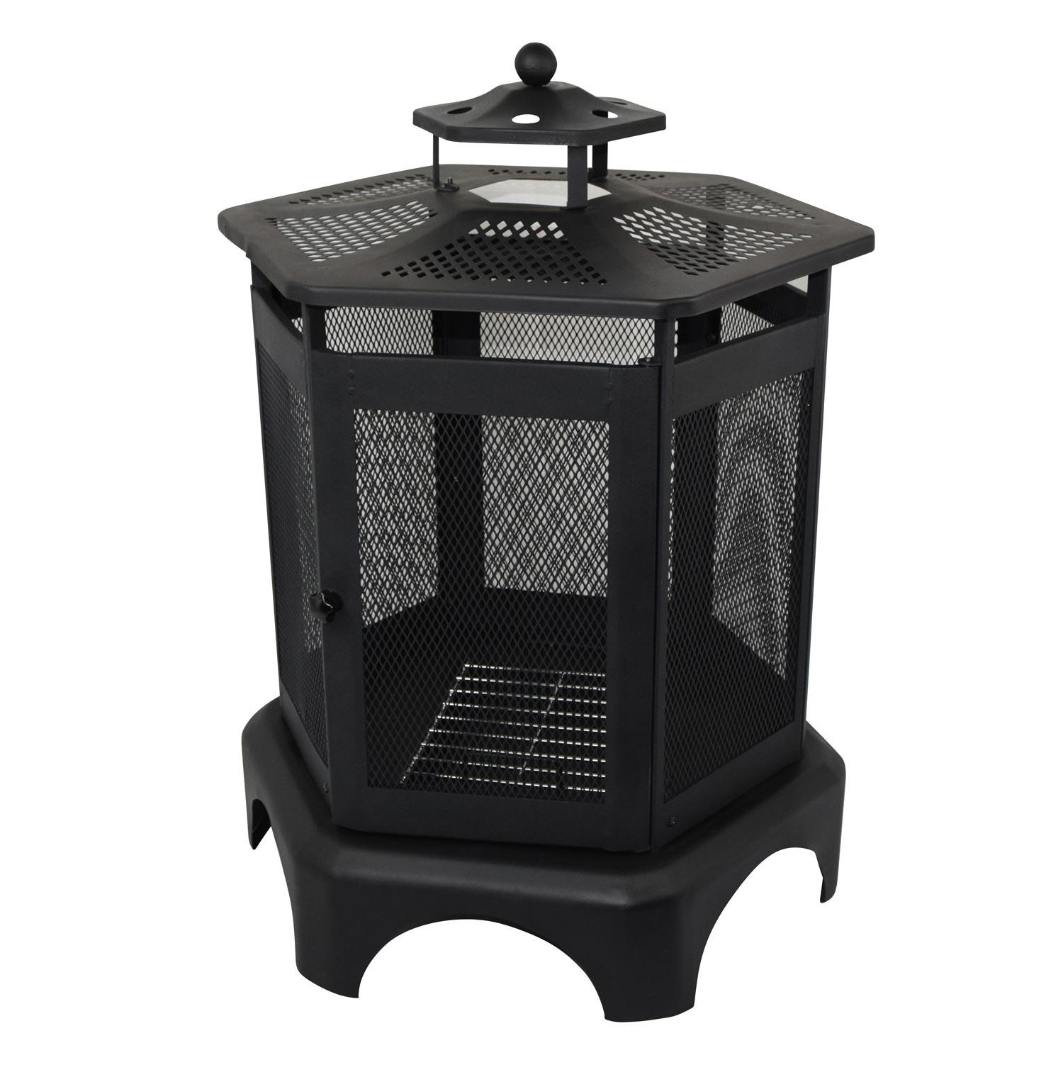 terrassenofen meran schwarz kaufen cafiro. Black Bedroom Furniture Sets. Home Design Ideas