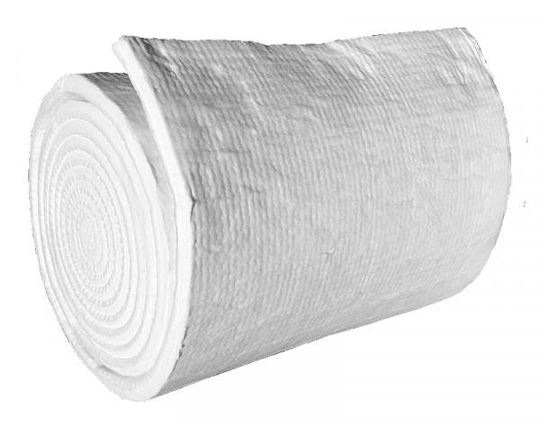 Dämmmatte Silca Silcawool 610 x 1000 x 13 mm, weiß