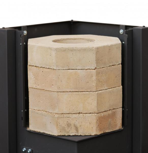 Speicherblock AMS 40 kg Novaline FORTUNA