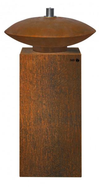 Öllampe mit Podest NEVE 60 Feuercampus365