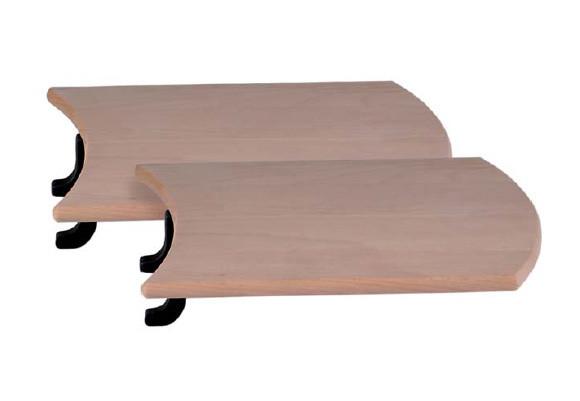 Tischplatten-Set Gussofen Leda TROLL