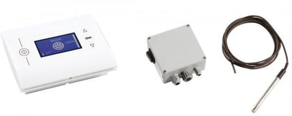 Funkfernsteuerung Rauchsauger EW41 inkl. Temperaturfühler