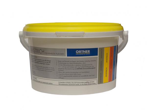Ofen Anstrich Ofenfarbe, 2 kg