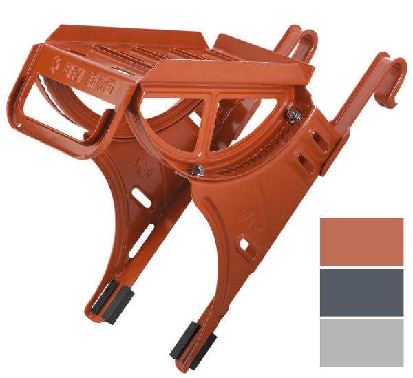 Universal Einzeldachtritt 150 x 250 mm, Typ 460