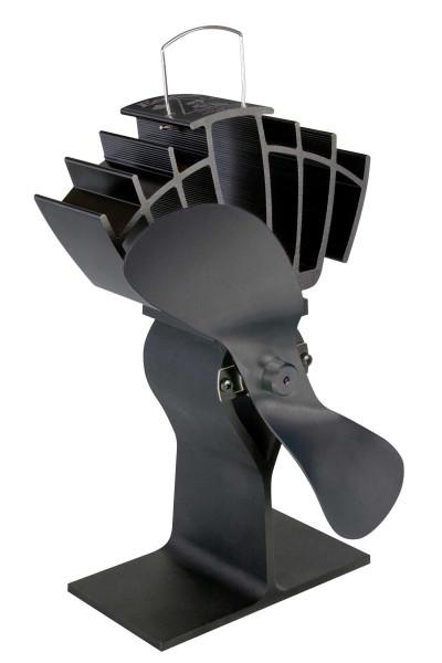 Kaminofen Ventilator Ecofan 810 XBX, schwarz-schwarz