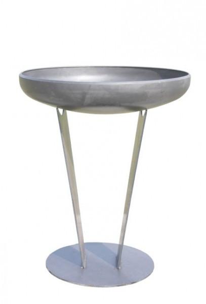 Ricon Feuerschale 0800, Edelstahl, Ø 50 cm