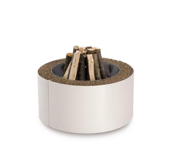 Feuerschale MANGIAFUOCO weiß, Ø 800 mm
