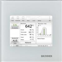 Brunner Elektronische Ofensteuerung EOS 7 Display und Steuereinheit - SM004003