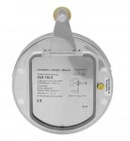 Zugbegrenzer Z150S-ZUK150S gedämpfte Regelscheibe, Querschnitt 150 mm - SM2108106